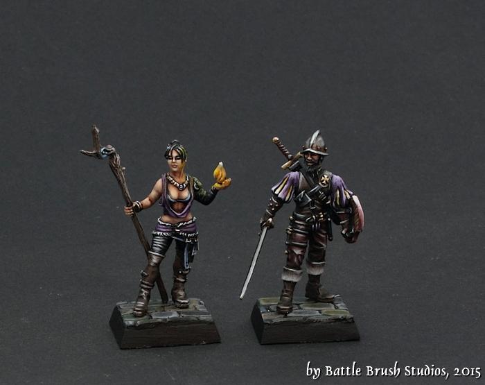 Mordheim/Frostgrave minis - Wargaming Forum and Wargamer Forums