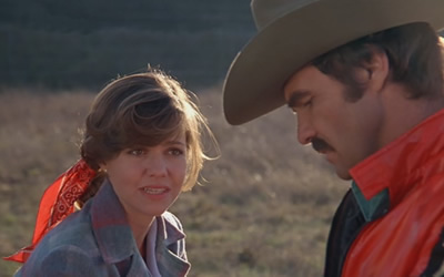 Commit sally field smokey bandit think