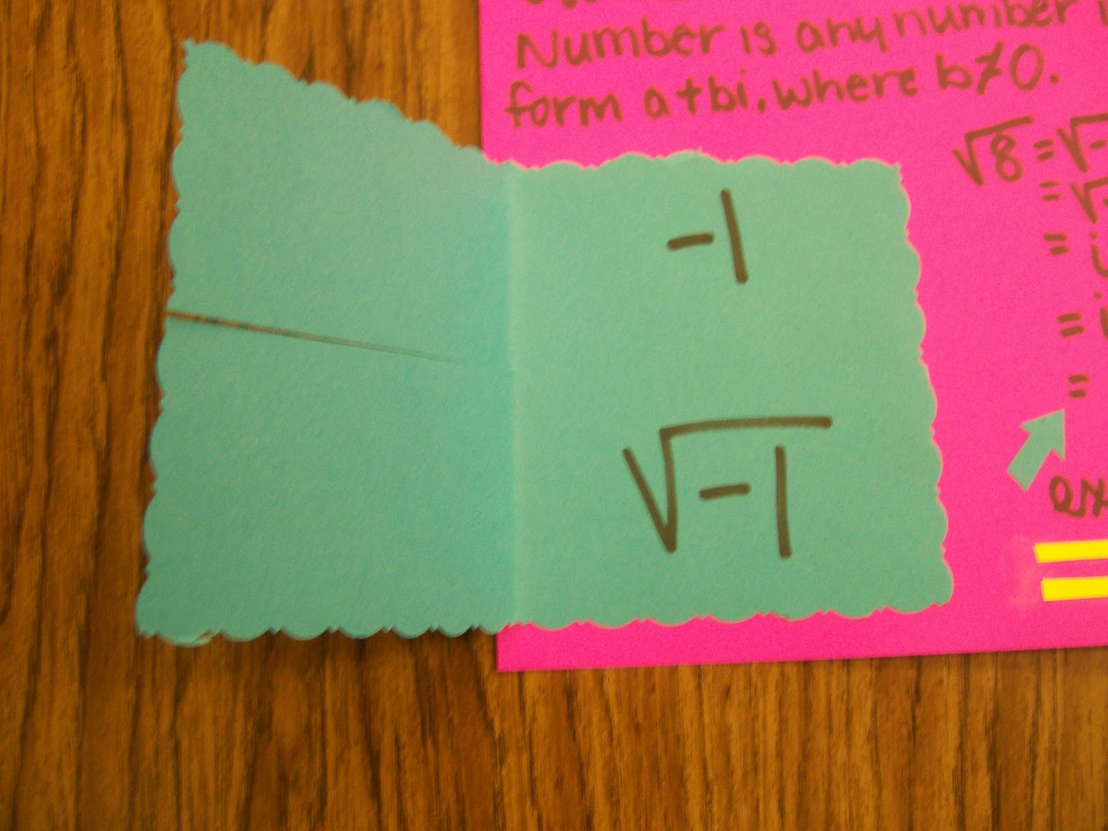 Math Love Algebra 2 Foldables Made By My Students