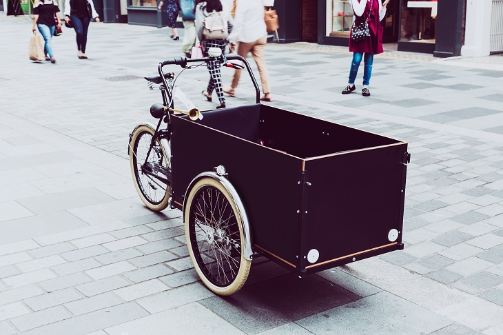 Bicycle Goods Trailers