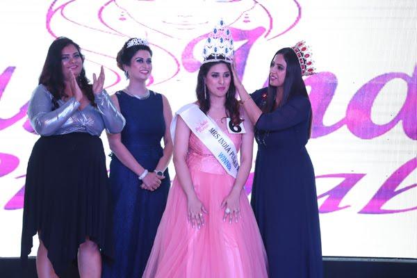 121newsonline com: Mrs  India Punjab-2019 Beauty Pageants