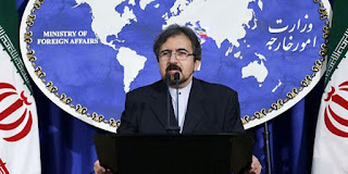 Iran's Foreign Ministry Spokesman Bahram Qasemi