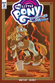 MLP Legends of Magic #2 Comic