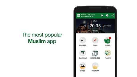 Muslim Pro Azan,Quran,Qibla Apk for android Terbaru 2016