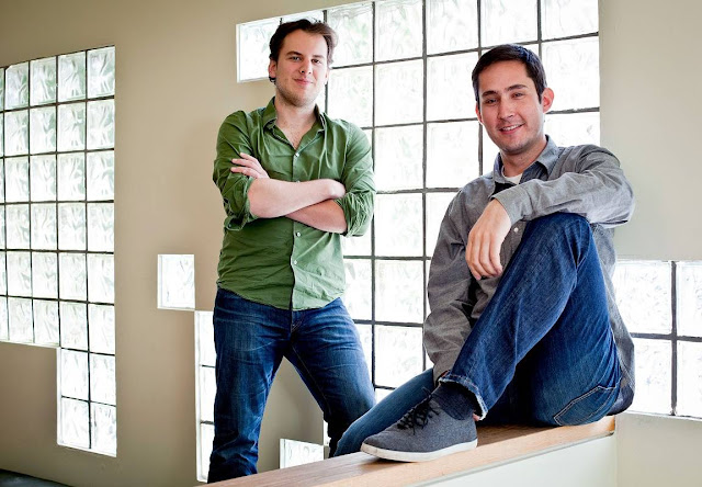 Instagram co-founders stepping down from Facebook