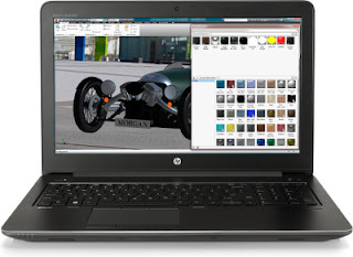 HP ZBook 15 G4 1RQ64EA Driver Download