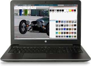 HP ZBook 15 G4 1RQ65EA Driver Download