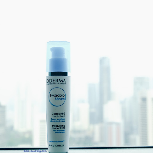 bioderma hydrabio serum review
