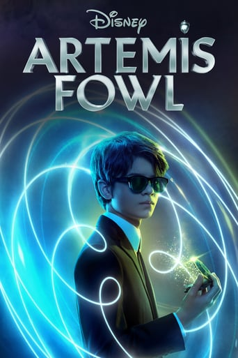 Thế Giới Kỳ Ảo / Cậu bé Artemis Fowl - Artemis Fowl (2020)