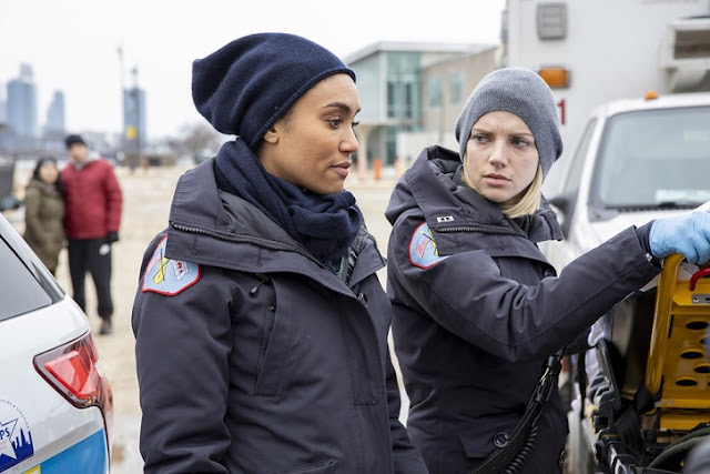 """chicagofire816 - Chicago Fire (S07E16-17) """"The Drowning of a Victim""""/""""Protect a Child"""""""