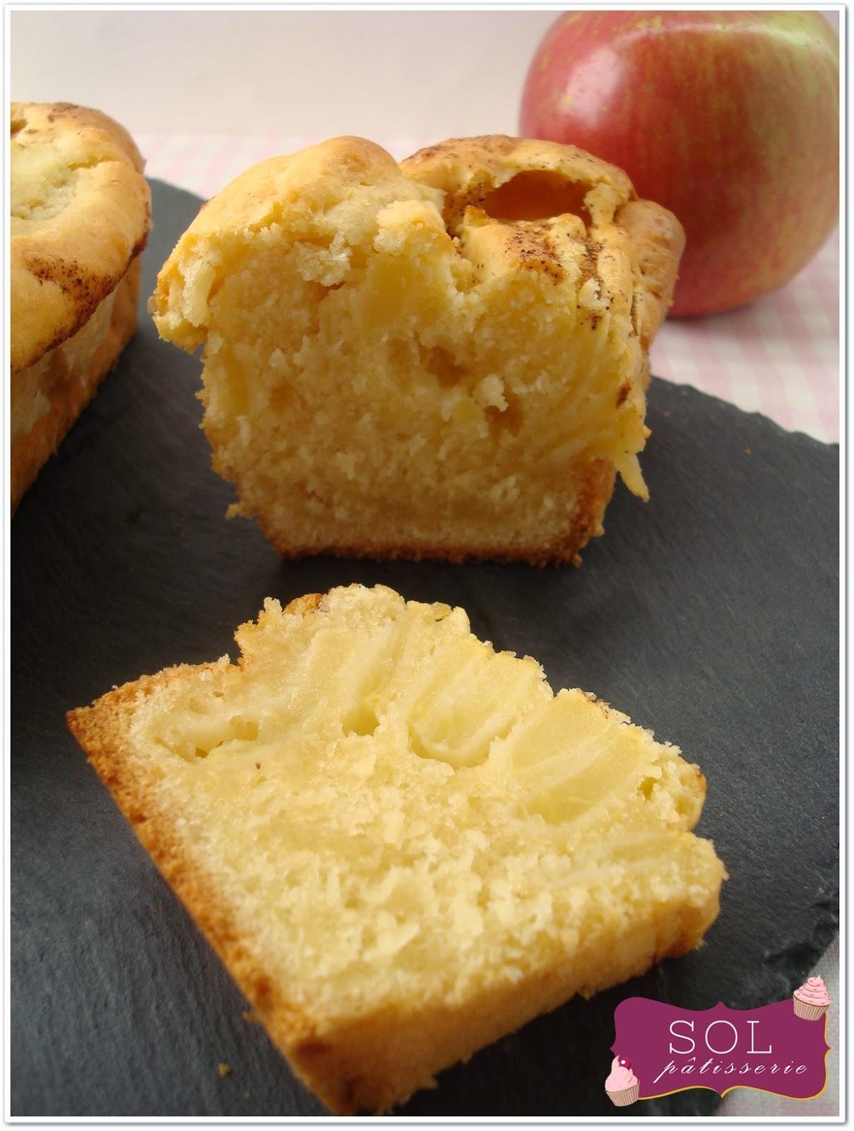 mini cakes aux pommes et la pur e d 39 amandes sans gluten et sans lactose mini cakes de ma e. Black Bedroom Furniture Sets. Home Design Ideas