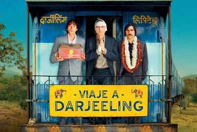 The Darjeeling Limited (2007) 300MB Dual Audio Hindi Download