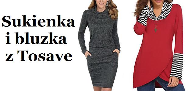 Sukienka i bluzka z Tosave