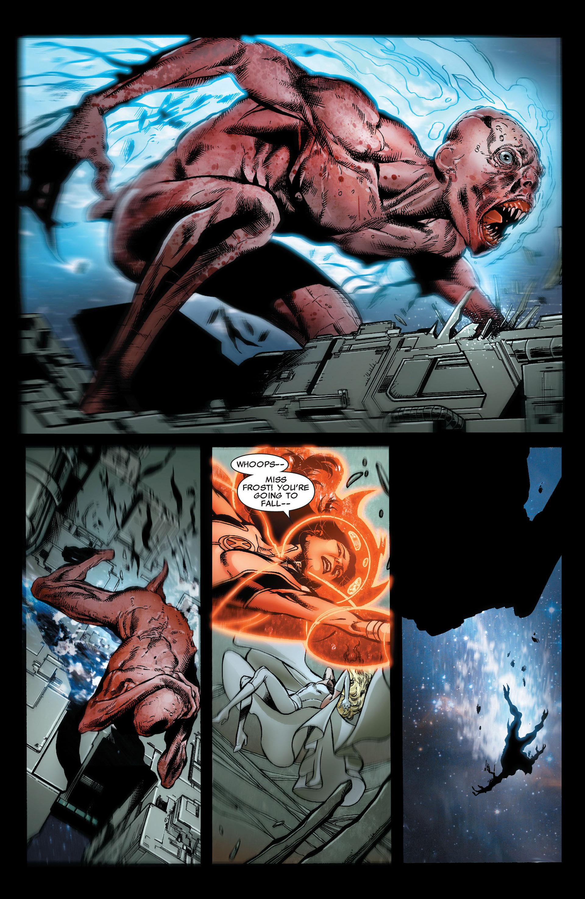 Read online Astonishing X-Men (2004) comic -  Issue #34 - 14