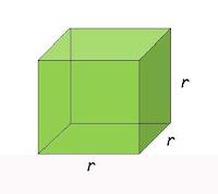 Rumus volume kubus dan contoh soal