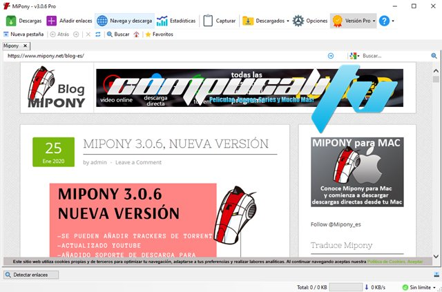 Mipony Pro Versión Full Español