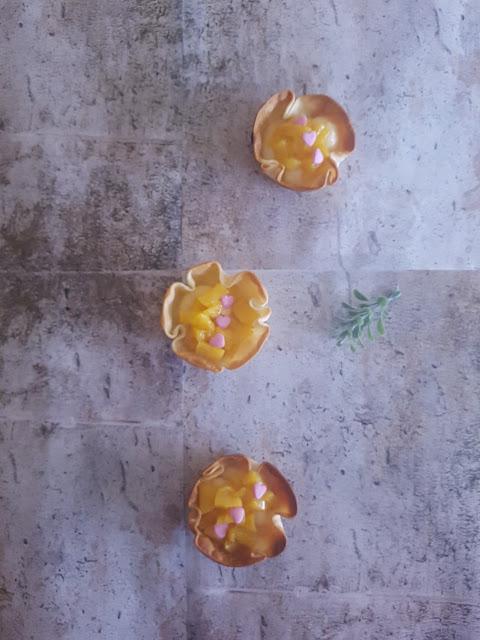 peach-tart, tartaletas-de-melocoton