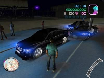 Grand Theft Auto Vice City Starman MOD Screenshots