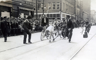 Mountain Marathon 1913