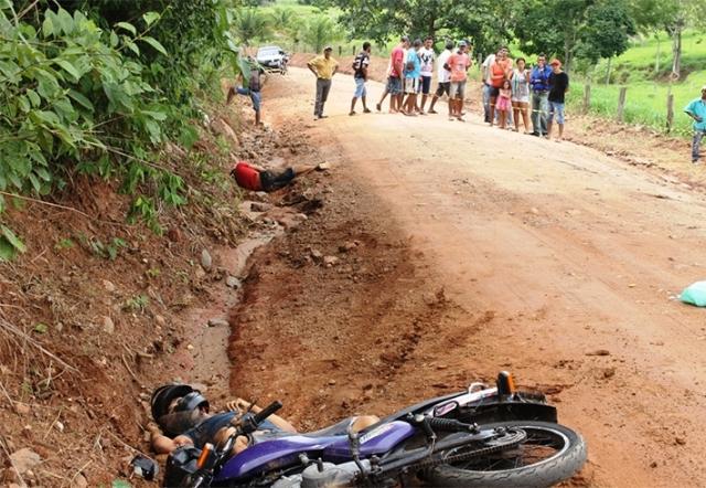 Dois são executados em emboscada no interior de Rondônia