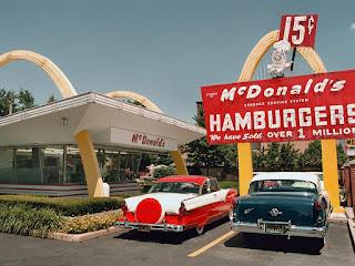 Primer McDonald's del mundo