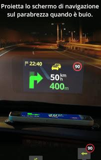 APPLICAZIONE NAVIGATORE GPS CON GUIDA VOCALE PER IPHONE