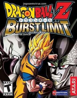 Baixar Dragon Ball Z Burst Limit PS3 PtBr Torrent ISO Free