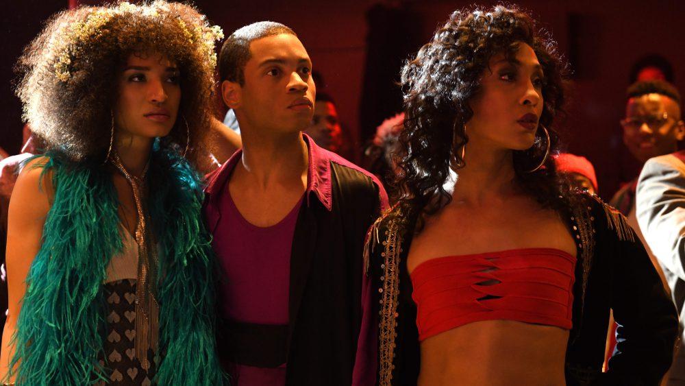 Angel, Damon y Blanca protagonizan 'Pose'