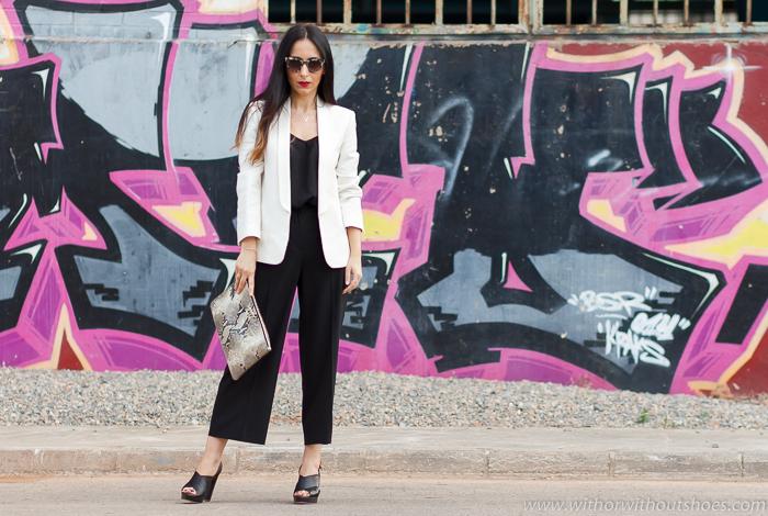 Influencer instagramer bloguera de Valencia con ideas para looks arreglados formales de vestir para ocasiones especiales y fiestas