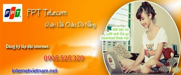 Đăng Ký Internet FPT Phường Thanh Bình