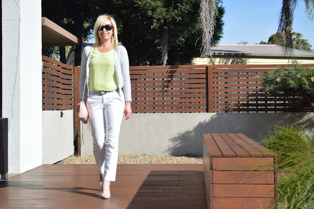 Sydney Fashion Hunter - The Wednesday Pants #39 - White Pants Outfit
