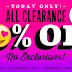 The Children's Place Sale + Extra 80% off Clearance items + Free Shipping - Lots Of Great Deals!  Lots of clothing from just $1.79. Valid today 4/16 only. SO MANY GREAT DEALS!