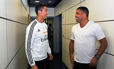 ' I choose Cristiano Ronaldo over Lionel Messi' - Football legend Ronaldo says
