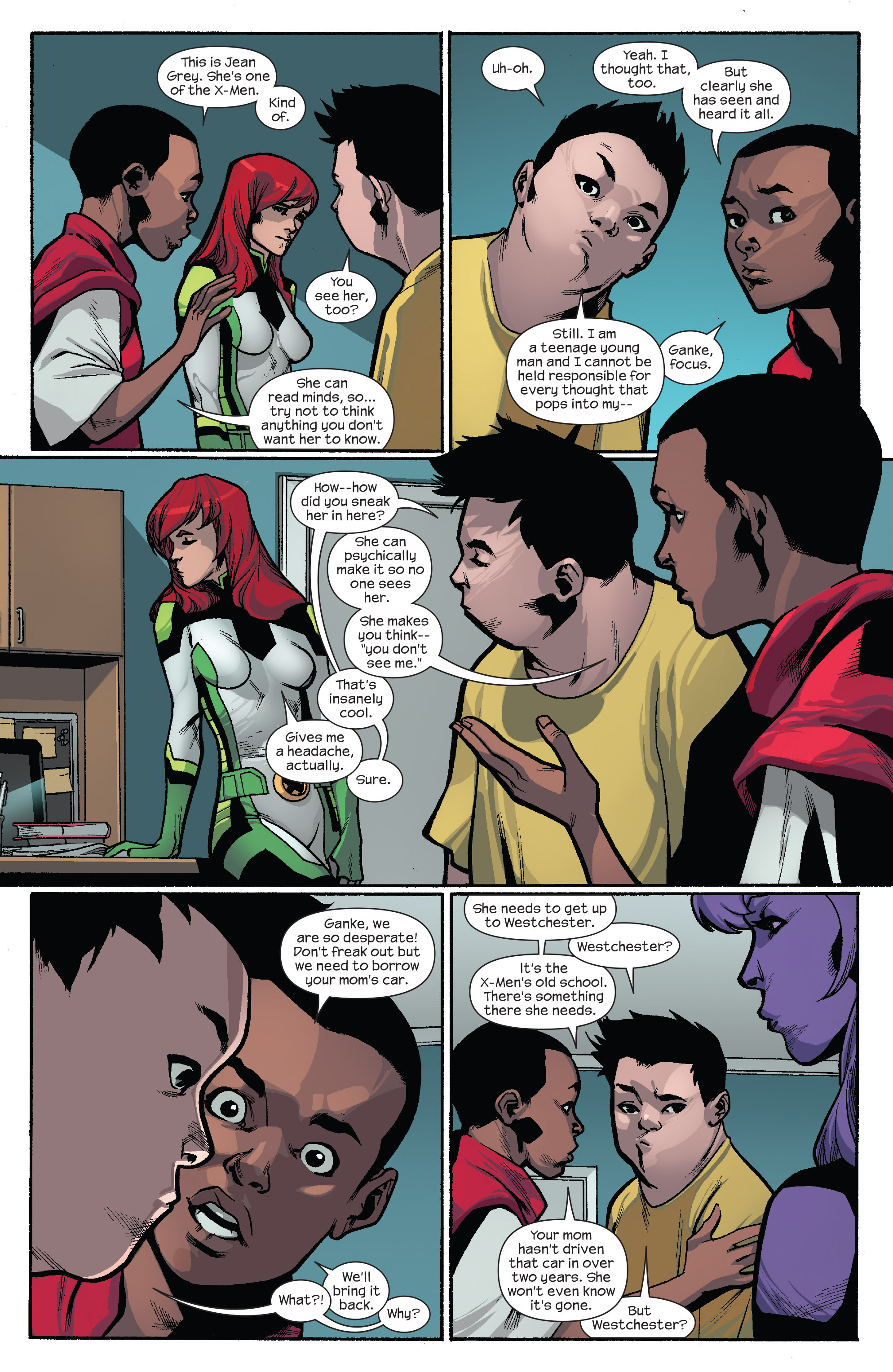 Read online All-New X-Men (2013) comic -  Issue #33 - 15