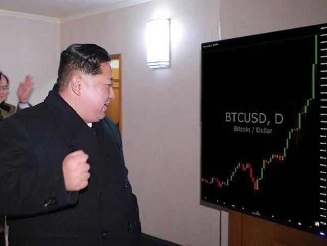 O preço do Bitcoin chegou perto de bater 17.000 dólares, mas depois se estabeleceu em torno dos 16.000 dólares