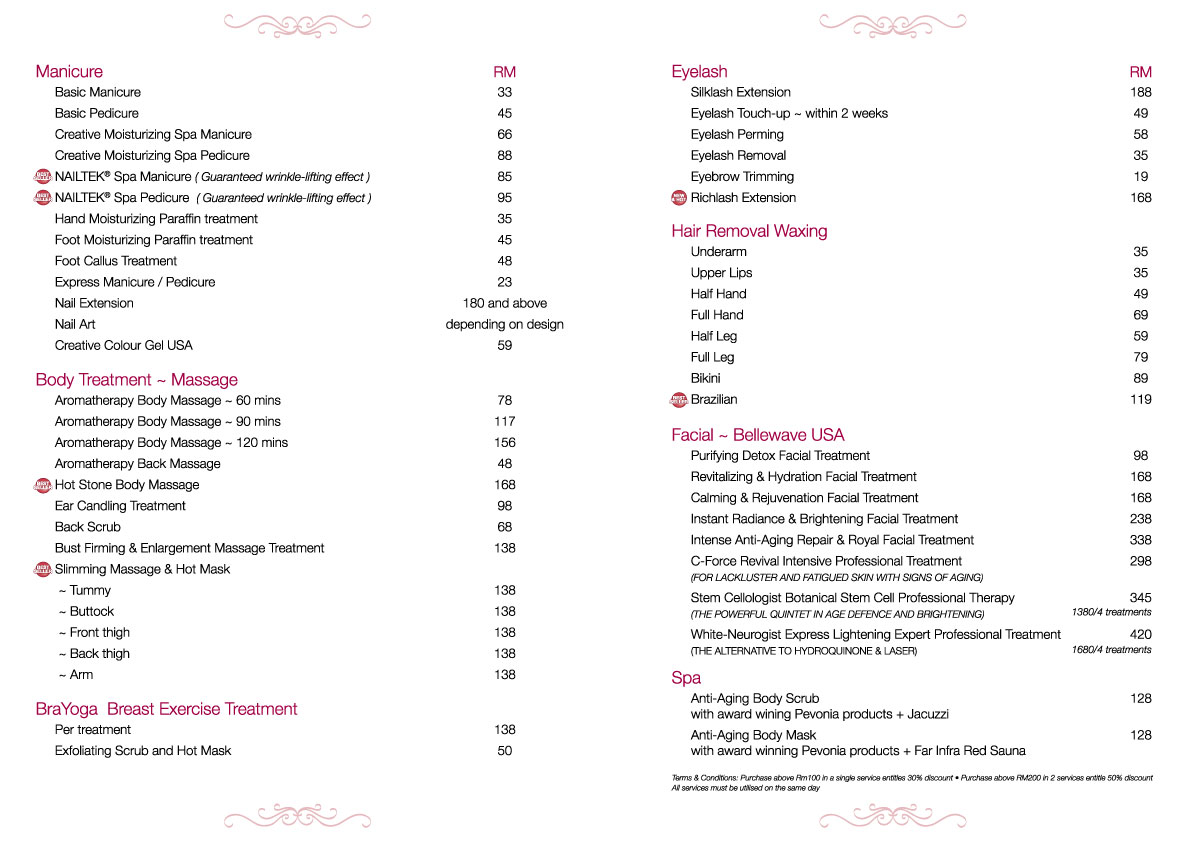 Life of Dora Dori Aromatherapy Massage  Amante Taipan