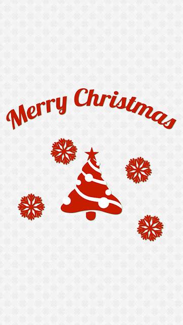 merry xmas 2016 christmas tree iphone 5 wallpaper hd free