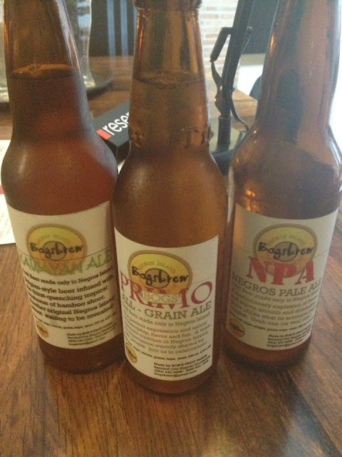 Local Beers - Cab Cafe