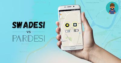 Ola Vs Uber | Swadesi vs Pardesi