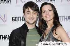 Updated: Daniel Radcliffe attends Gotham magazine cover party