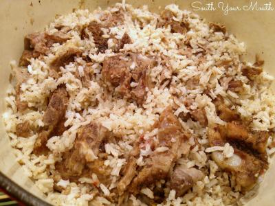 Neckbones & Rice