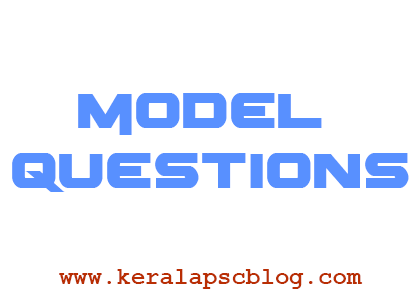 PSC English Model Questions