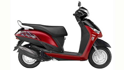Yamaha Alpha Scooter Hd image