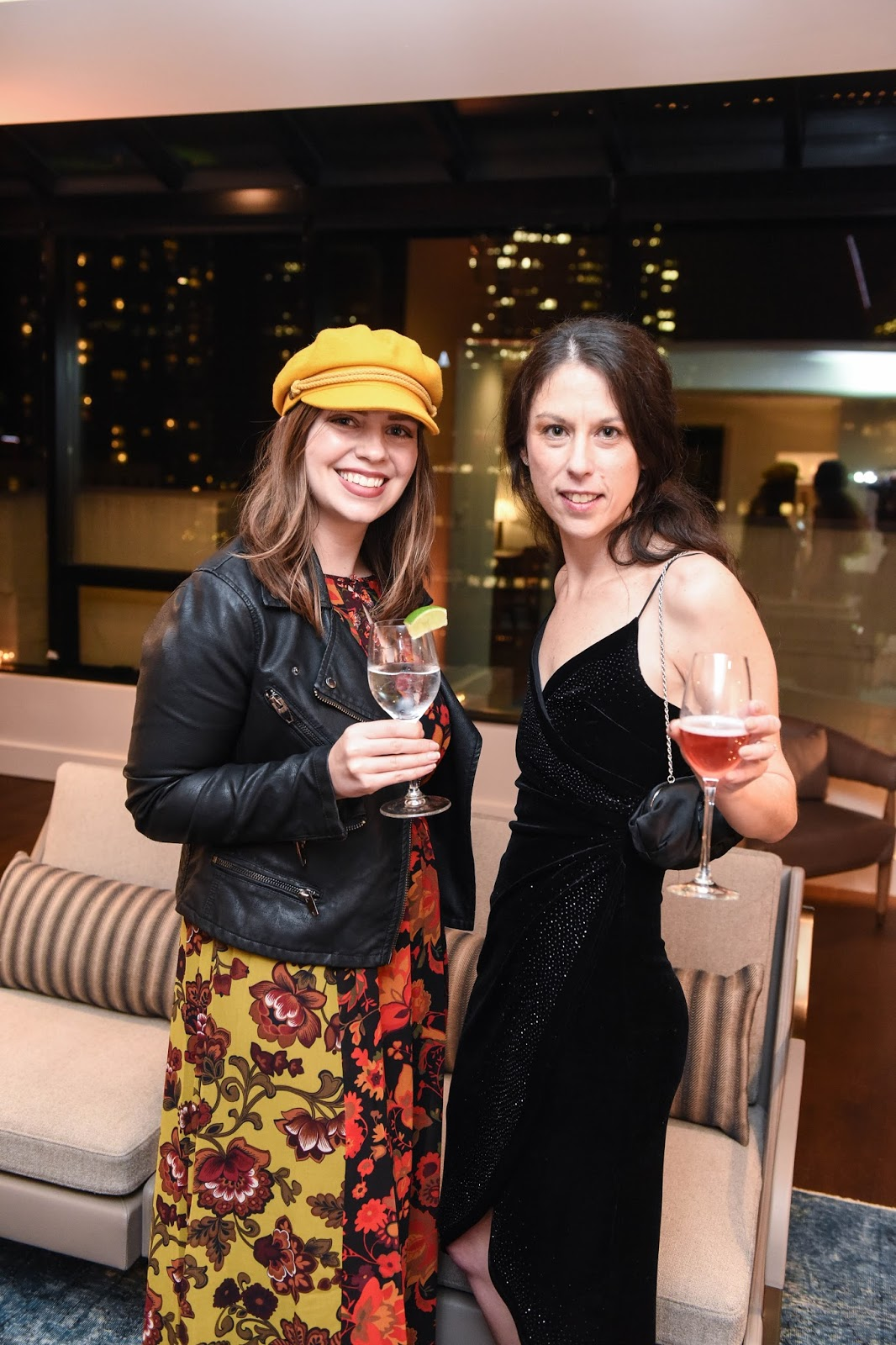 Blue Nile Holiday Party at the Hotel Theodore Penthouse