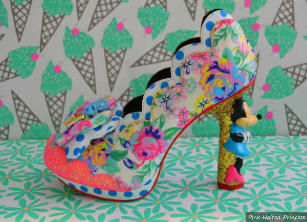 irregular choice disney sherbet ice cream shoe review