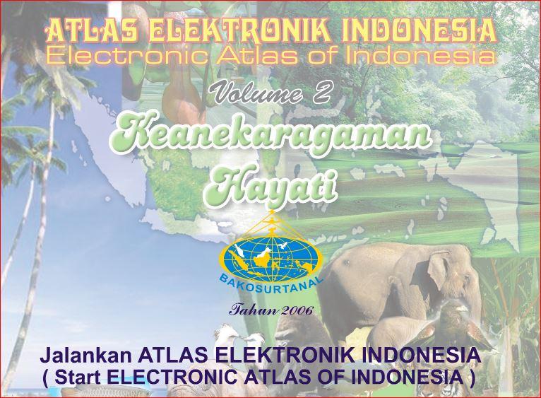 Atlas Elektronik Indonesia: Keanekaragaman Hayati