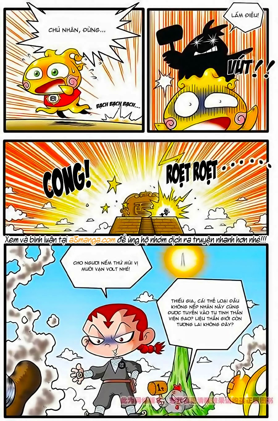 Thần Tinh Bảng Chap 3 - Next Chap 4