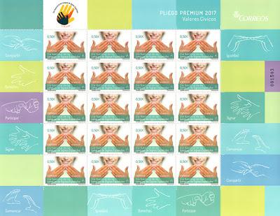 Pliego Premium dedicado a las Lenguas de Signos Españolas