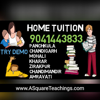 Home Tuition in Chandigarh