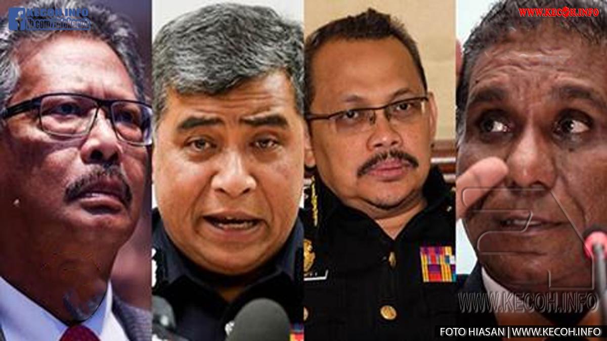 Tan Sri Apandi Ali, Tan Sri Mohd Irwan Serigar Abdullah dan Tan Sri Dzulkifli Ahmad Pula Dilarang Keluar Negara. Rupanya Ini Sebabnya Buat Rakyat Malaysia Terkejut